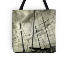 Seascrapers Tote Bag