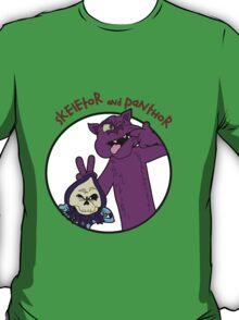Skeletor and Panthor T-Shirt