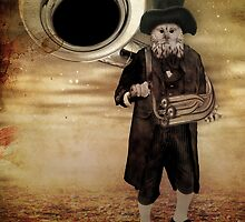 The Organ Grinder by ArviArtWorks
