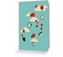 We Can Fly! Greeting Card