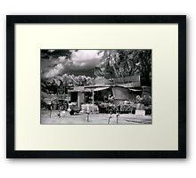Indian River Fruit Framed Print