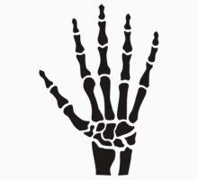Skeleton hand finger Kids Clothes