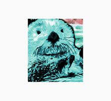 Sea Otter Art Unisex T-Shirt
