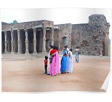 Admiration, Qutub Minar Poster