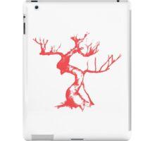 Red Bonsai iPad Case/Skin