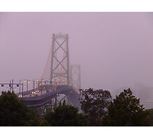 MacDonald Bridge Photographic Print
