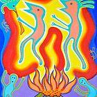 Spirit in the fire  by richard  webb