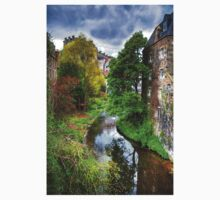 The Water of Leith at Dean Village Kids Tee