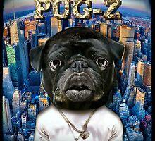 PUG-Z by darklordpug