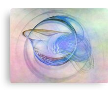 Blue Flame-Available As Art Prints-Mugs,Cases,Duvets,T Shirts,Stickers,etc Canvas Print