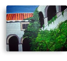 Croatia - Typical View Canvas Print