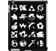 Grunge Smash iPad Case/Skin