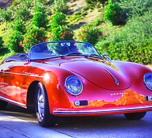 Porsche Speedster by Mark Alfonso