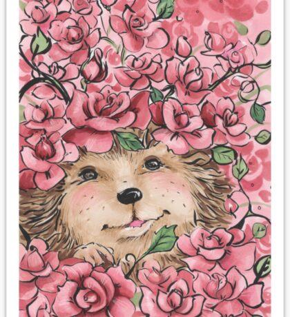 Sweet Rose Prickles Sticker