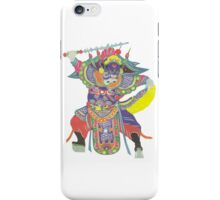china warrior 2 iPhone Case/Skin