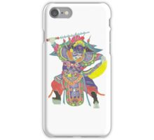 china warrior 2 iPhone Case/Skin