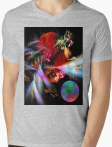 Variable Dimensions-Available As Art Prints-Mugs,Cases,Duvets,T Shirts,Stickers,etc Mens V-Neck T-Shirt