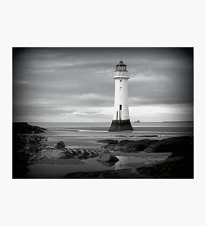 Perch Rock Lighthouse.  Photographic Print