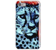 Cheetah artwork iPhone Case/Skin