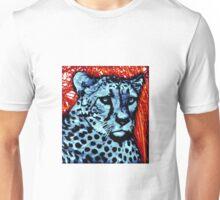 Cheetah artwork Unisex T-Shirt