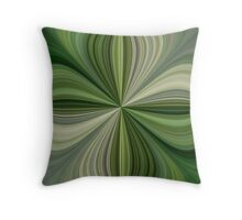 Jewell Abstract Throw Pillow