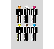 Reservoir Dogs - Lineup Photographic Print