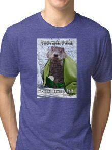 Groundhog Day Tri-blend T-Shirt