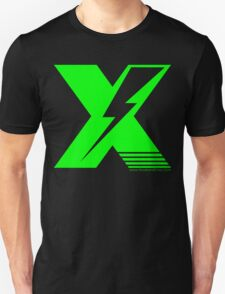 X-Croc Logo (Black) T-Shirt