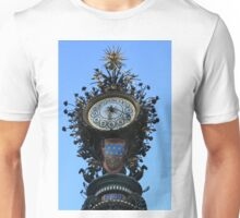 Dewailly Clock - Amiens - France Unisex T-Shirt
