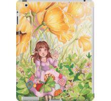 Little Clover Patchwork iPad Case/Skin