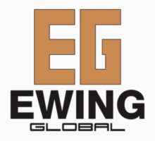 E. Global Logo by Christopher Bunye