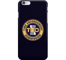 Time Enforcement Commission 2004 Logo iPhone Case/Skin