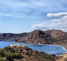 PORTMAN BAY, COSTA CALIDA, SPAIN by Squealia