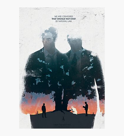 True Detective - The Long Bright Dark Photographic Print
