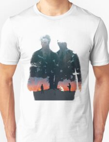 True Detective - The Long Bright Dark Unisex T-Shirt