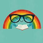 Reading Rainbow by jayfleck