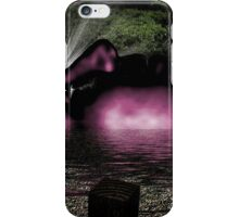 Floating in the Zen Garden iPhone Case/Skin