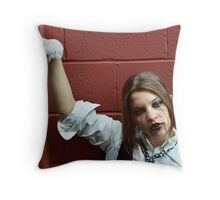 Puppet Two Throw Pillow