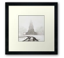 St. Mary's Framed Print