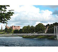 The Infirmary Bridge Photographic Print