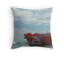 Home Port of Call  Throw Pillow
