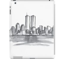 Never forget 9-11 iPad Case/Skin