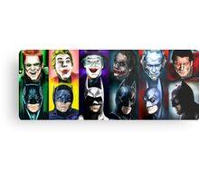 Batman 1966 - 2016 Metal Print