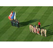 I Pledge Allegiance.............. Photographic Print