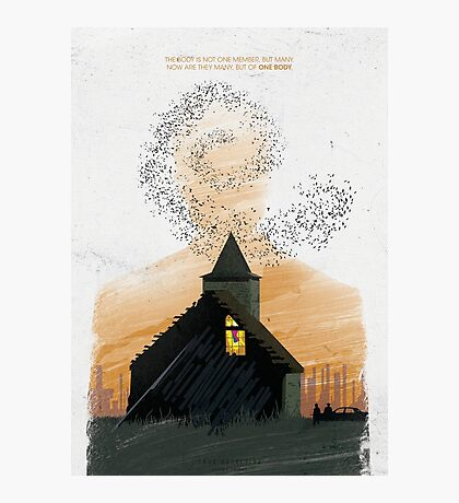 True Detective - Seeing Things Photographic Print