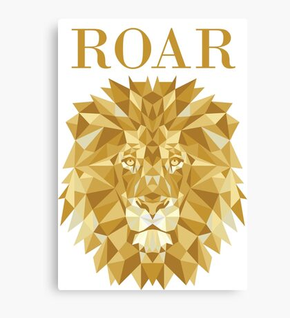 Roar Katy Perry Canvas Print