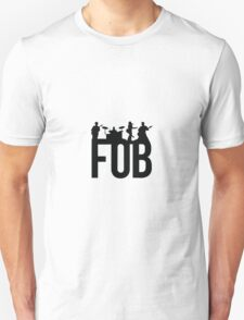 Fall Out Boy Silhouettes Unisex T-Shirt