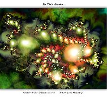 In This Garden Fractal by Amber Elizabeth Fromm Donais