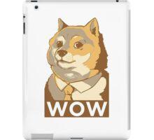 Doge WOW iPad Case/Skin