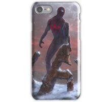 The Web swinger iPhone Case/Skin